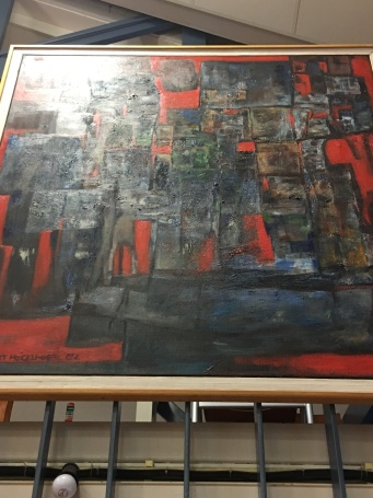 NR 29. Piet Middelhoek, Brielle 1930-2004 ( http://www.kunst.nl/Items/nl-NL/Kunstenaars/Biografie/Piet-Middelhoek )