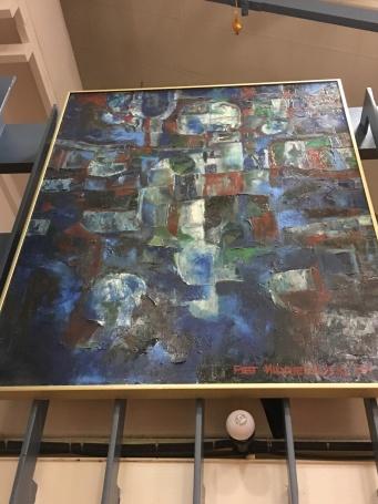 NR 33. Piet Middelhoek, Brielle 1930-2004 ( http://www.kunst.nl/Items/nl-NL/Kunstenaars/Biografie/Piet-Middelhoek )